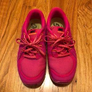 Nike Shoes - Pink Nike Free 5.0